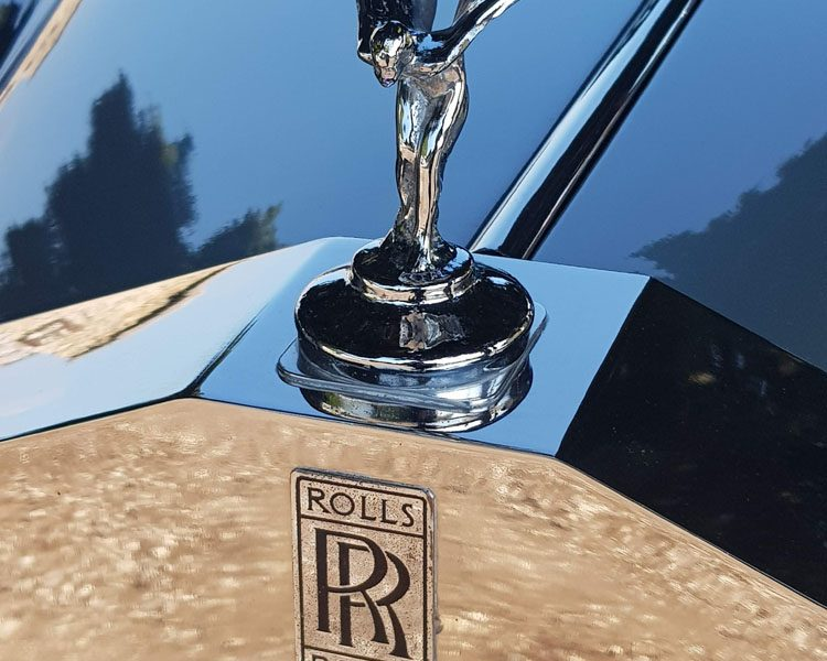 Stemma Rolls Royce