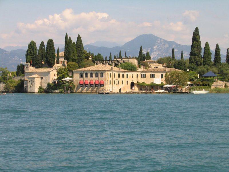 Villa lago di Garda con tour NCC