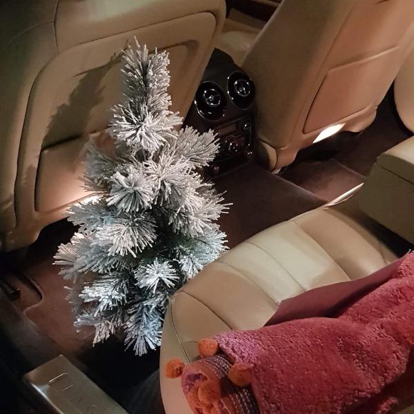 interni Jaguar XJ Luxury