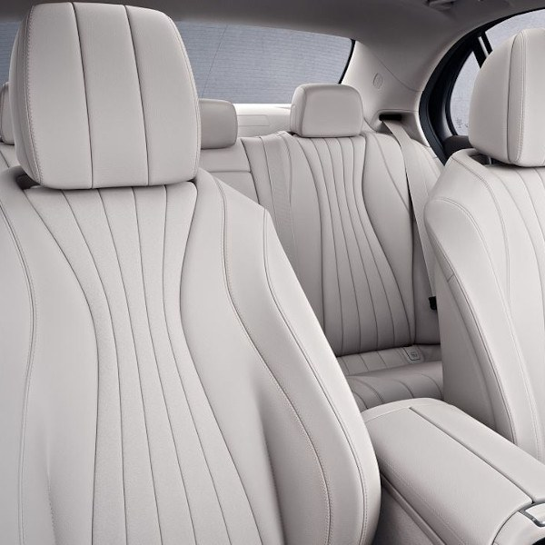 intérieur Mercedes Benz Classe E