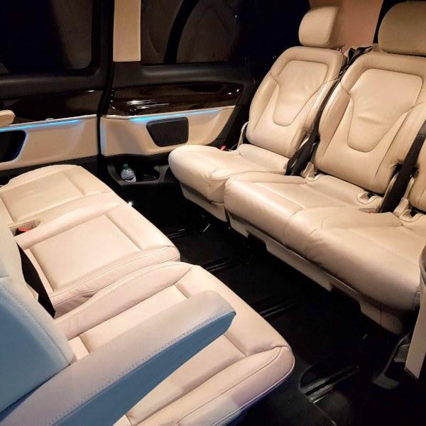 Interni Mercedes Benz Classe V